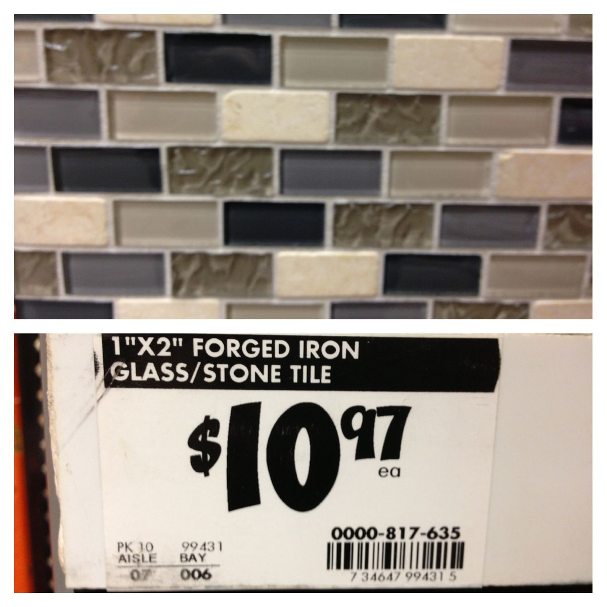 Backsplash Home Depot Backsplashes Tile Pinterest