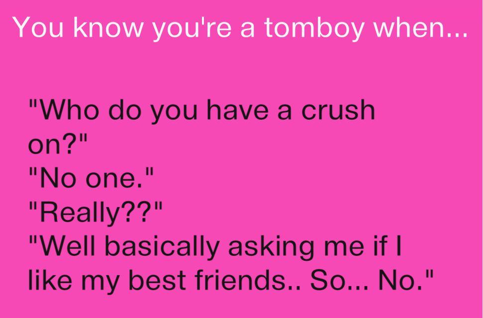girly tomboy quotes wwwimgkidcom the image kid has it