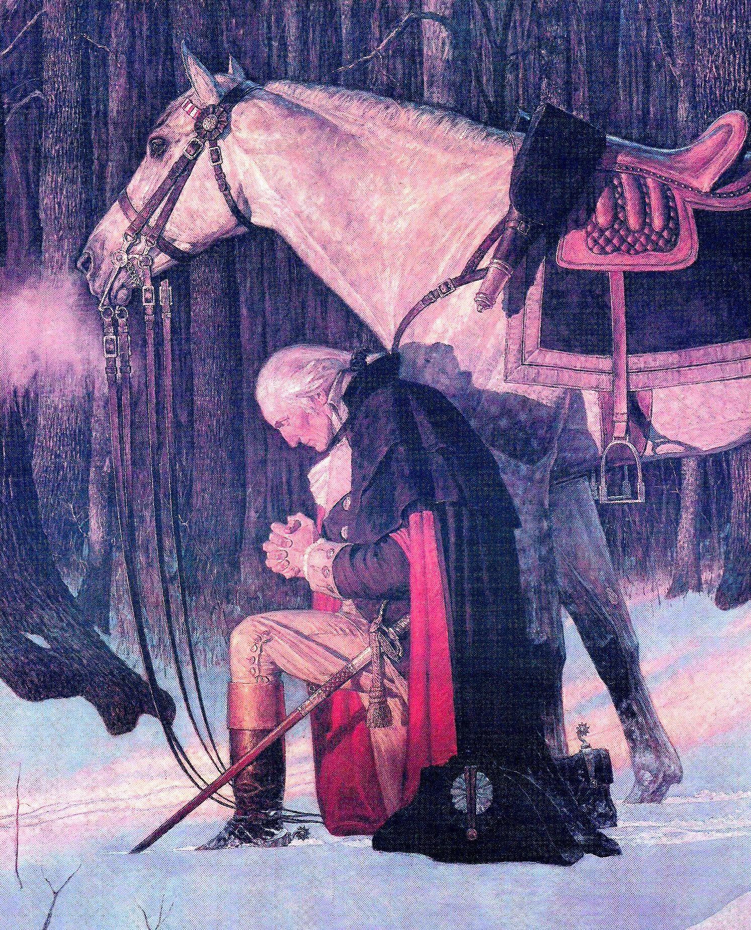 George Washington American Revolution War