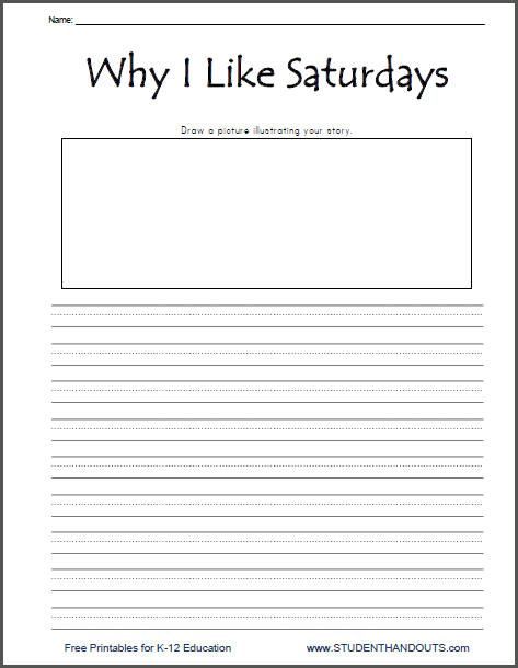 writing prompts for kids worksheets These creative writing prompts are a fun christmas activity i like to introduce them towards the beginning of december to complete leading up to the holiday (if you're anything like us, the entire month is christmas focused) each worksheet provides a different inspiration to help spark a child.