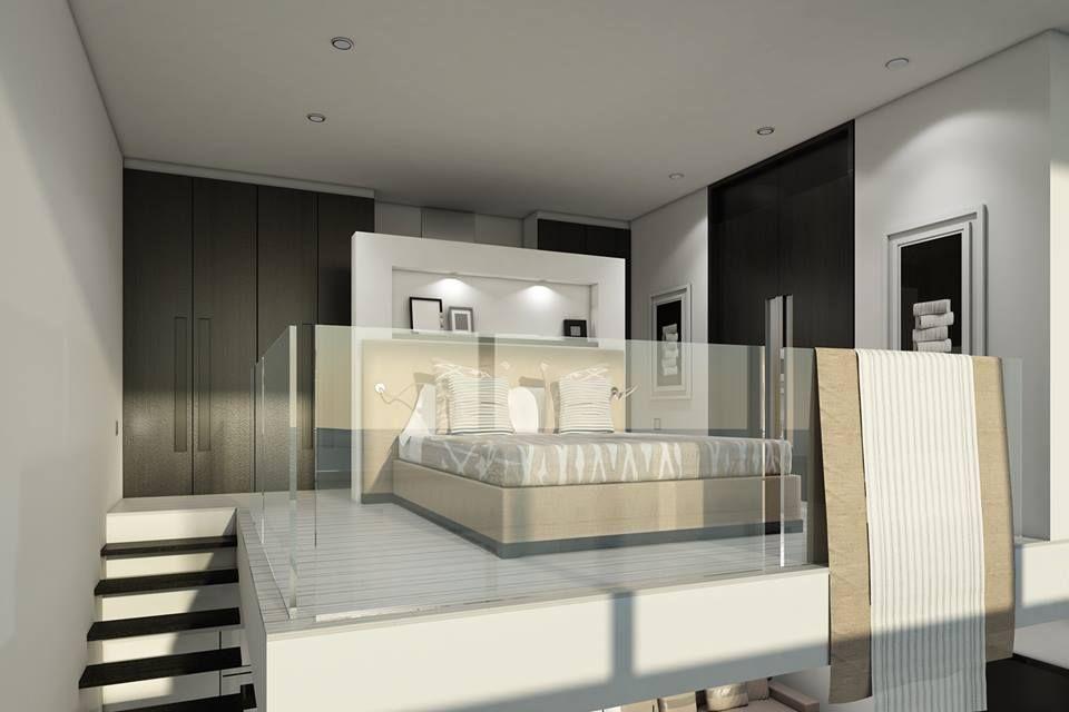 Master Bedroom Mezzanine Great Spaces Inspiration Pinterest