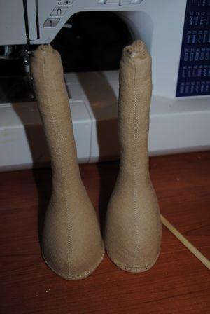 Как сделать так чтобы ноги были мягкие