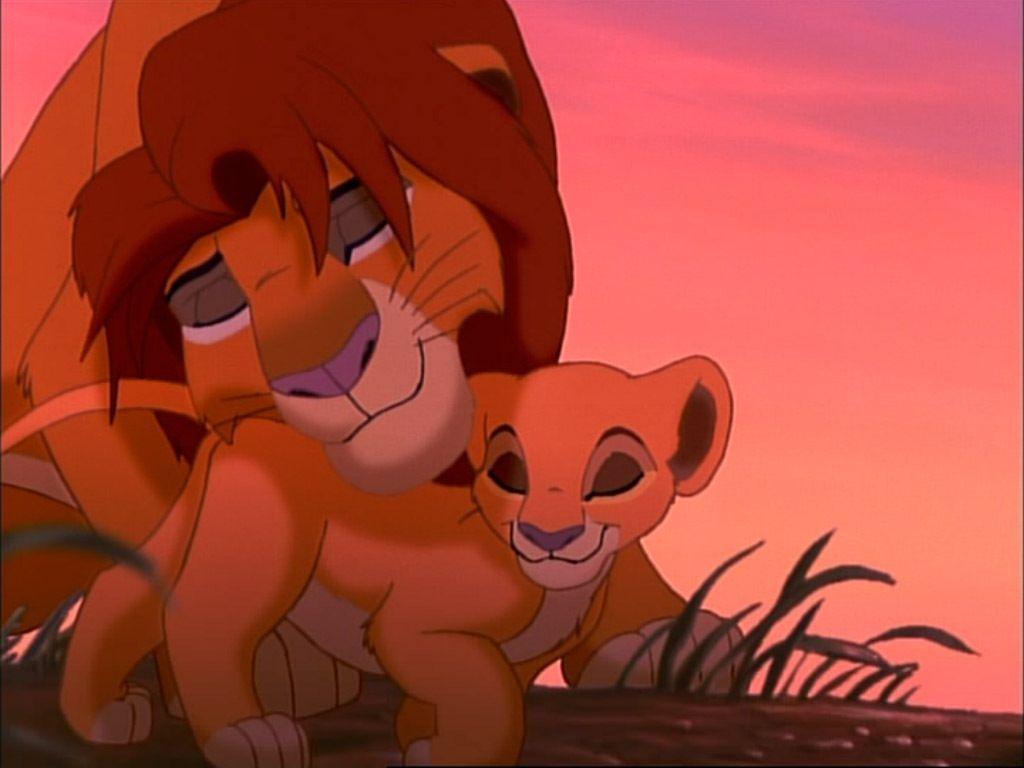 Simba and Kiara...
