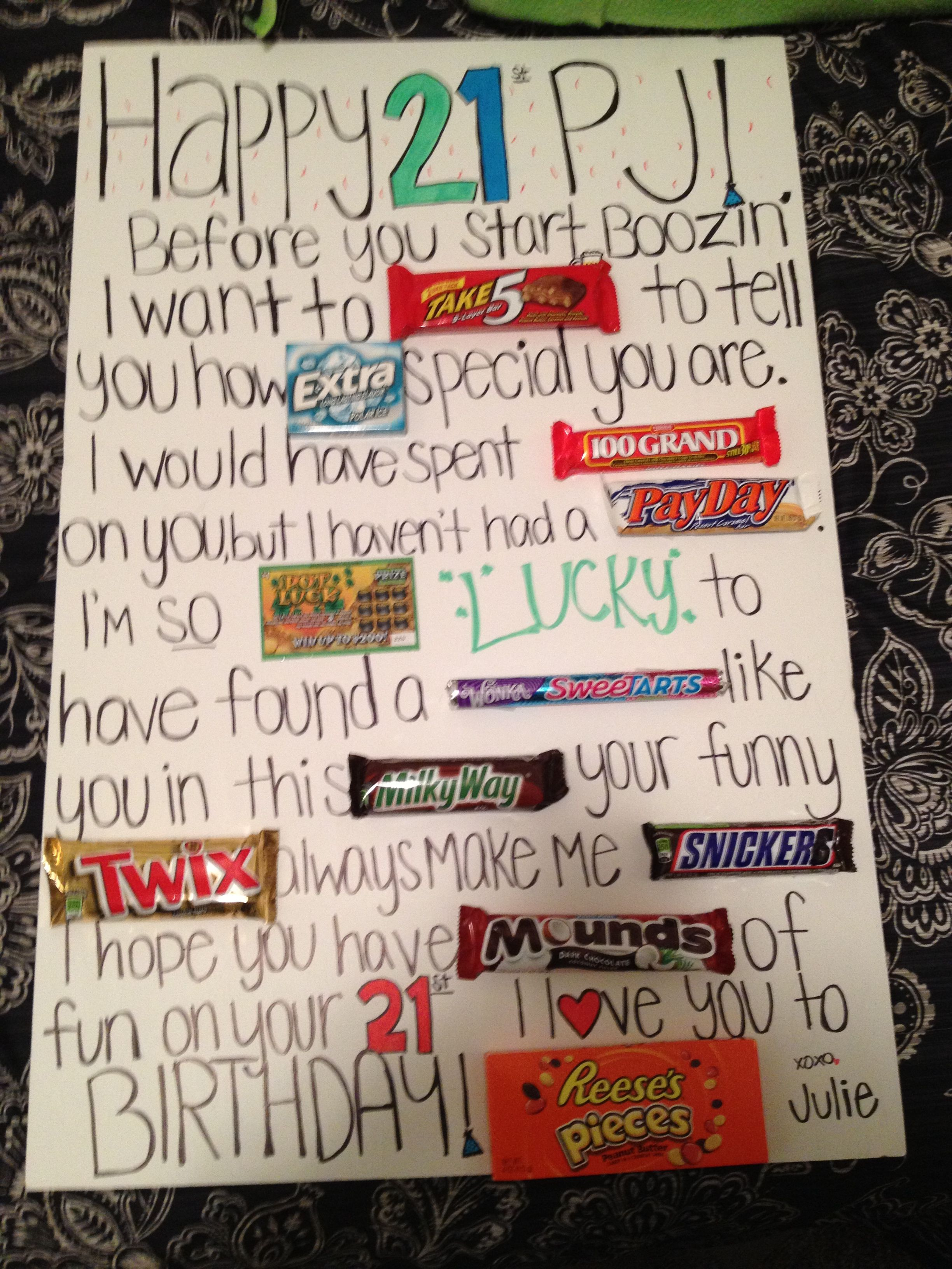 Boyfriends birthday card  Cute loving ideas (boyfriend)  Pinterest