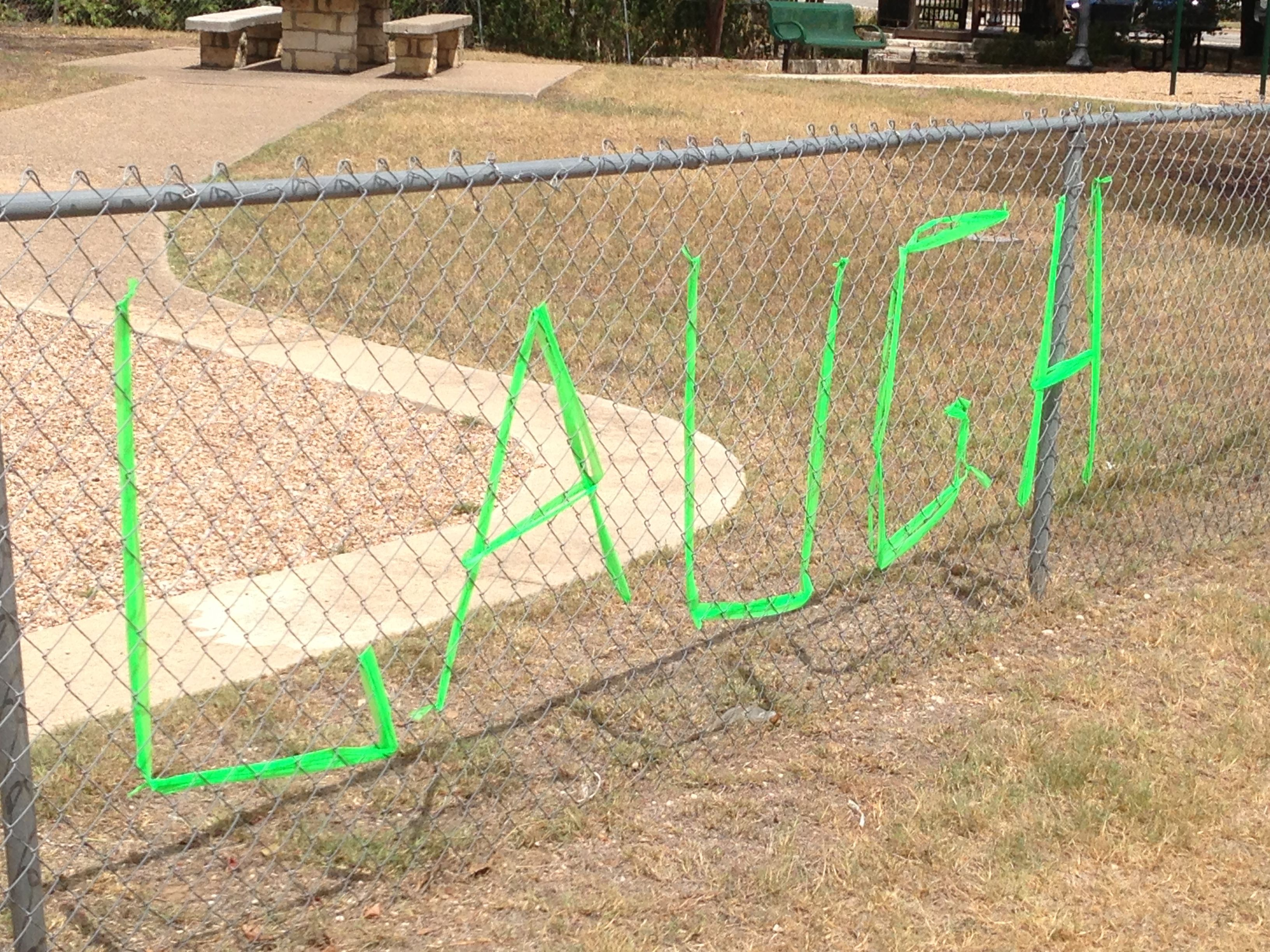 chain link fence art upcycle fence ideas pinterest. Black Bedroom Furniture Sets. Home Design Ideas