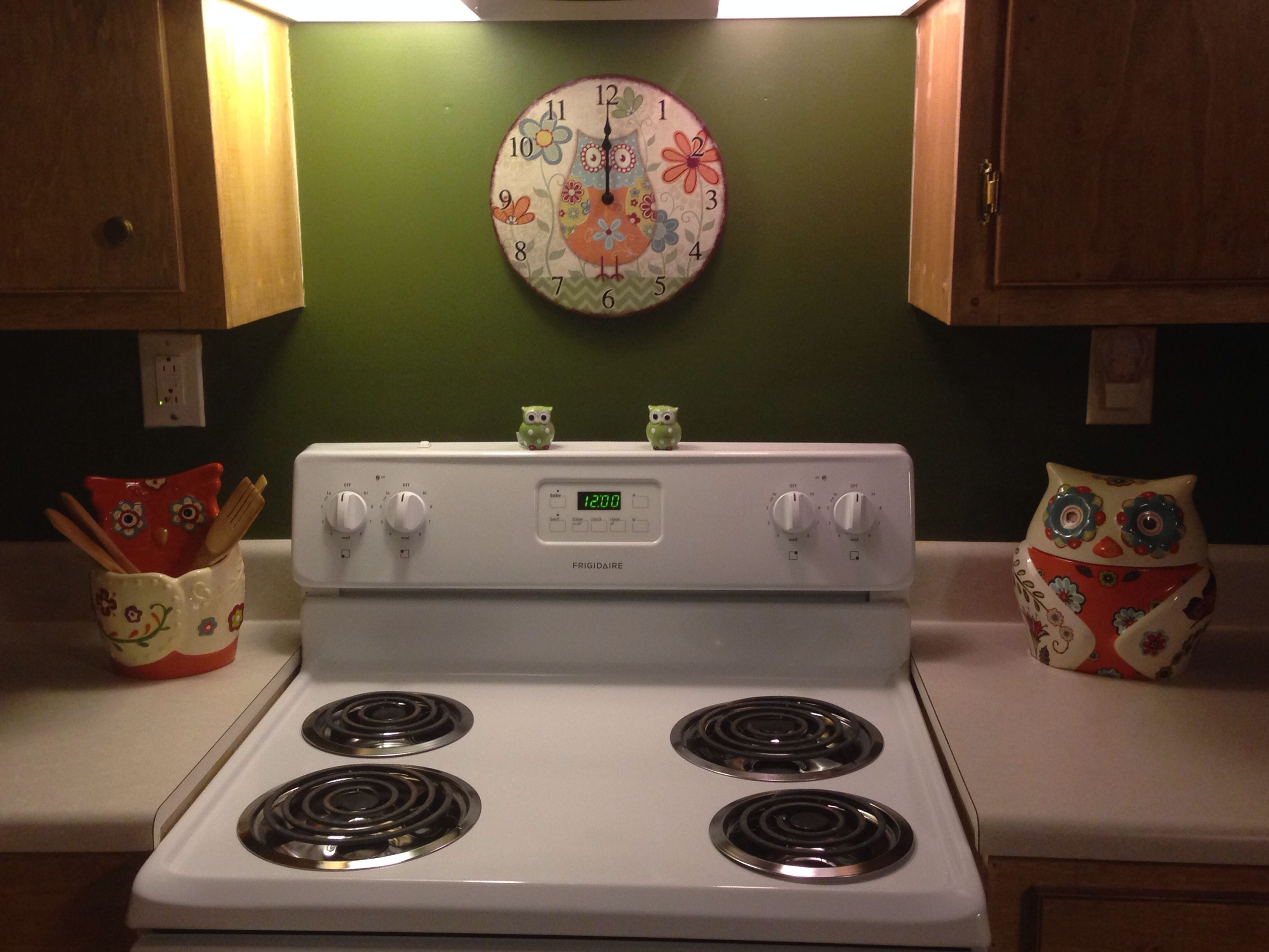 owl kitchen decor kyle and my future house ideas pinterest