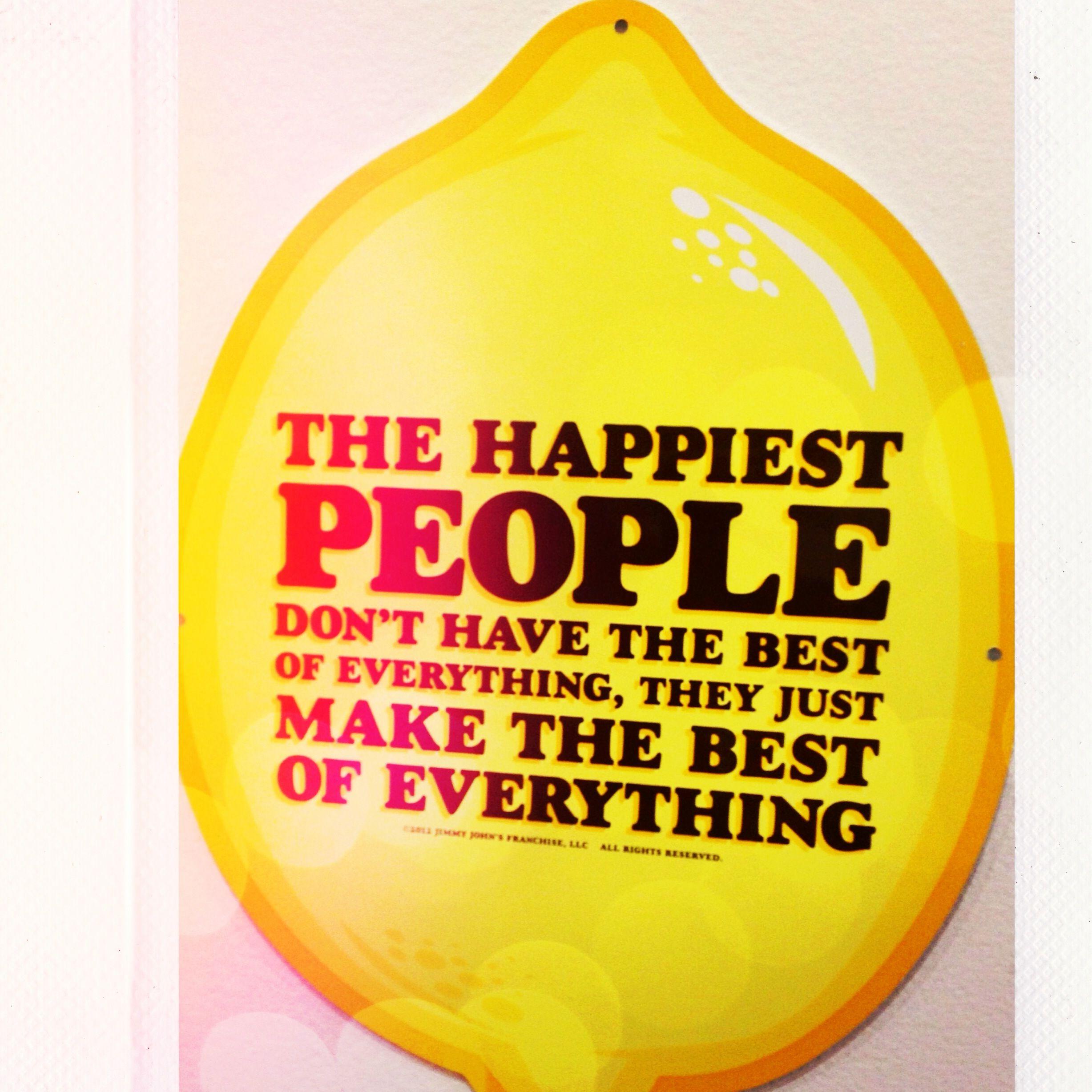 When life gives you lemons make lemonade Quotes Pinterest