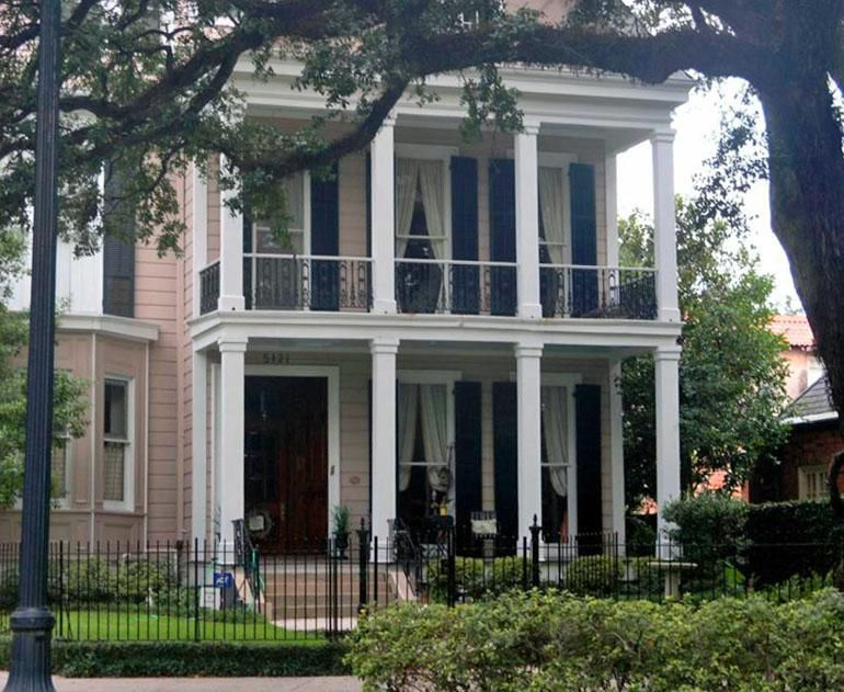 Creole Architecture Pinterest