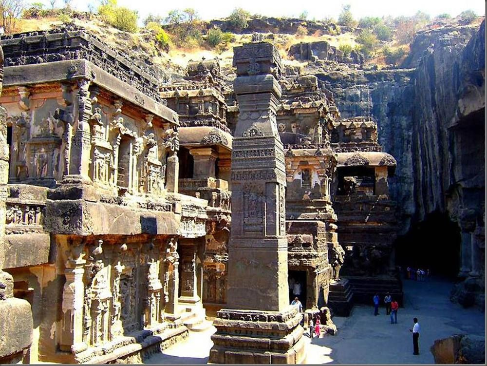 Ancient Attractions In India Amazing Places Of The World Pinterest