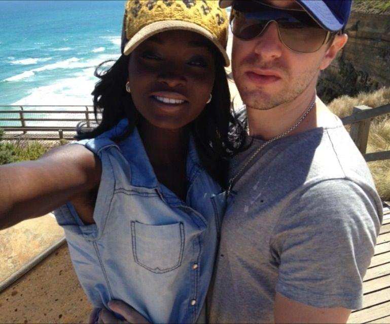 Jamie & Nikki | Love is colorblind | Pinterest