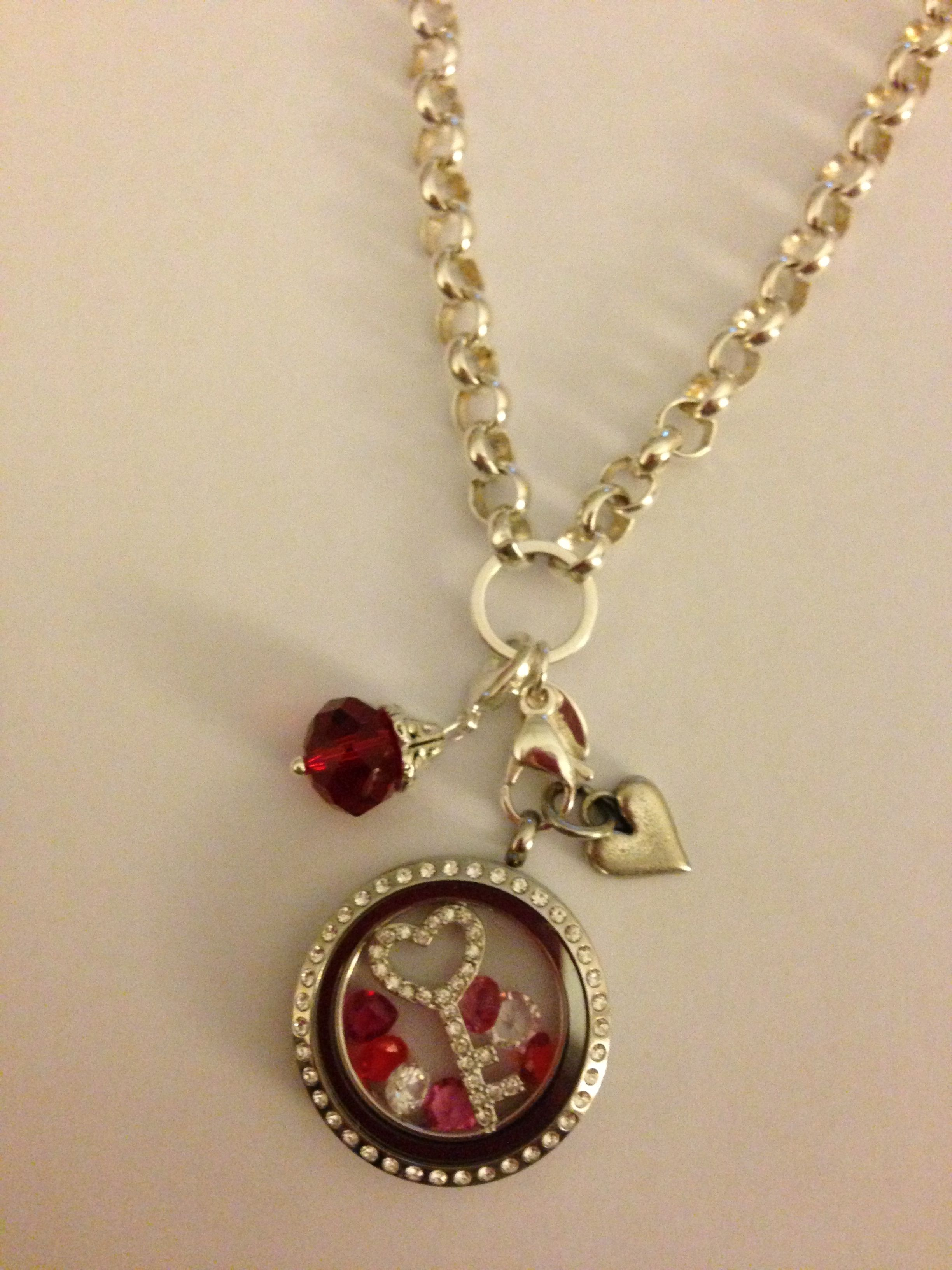 origami owl valentine's day items