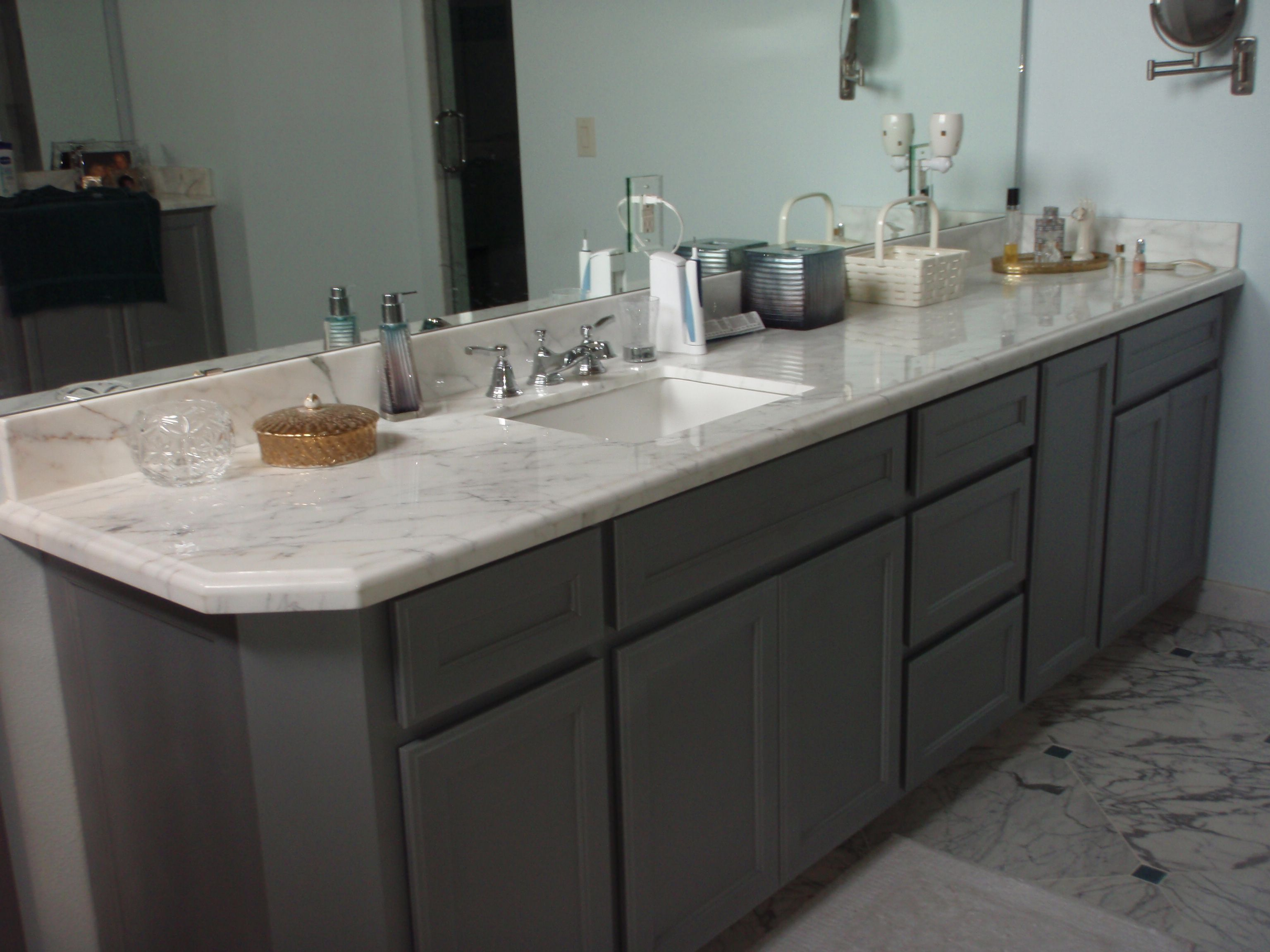 cultured marble counter top bathroom pinterest