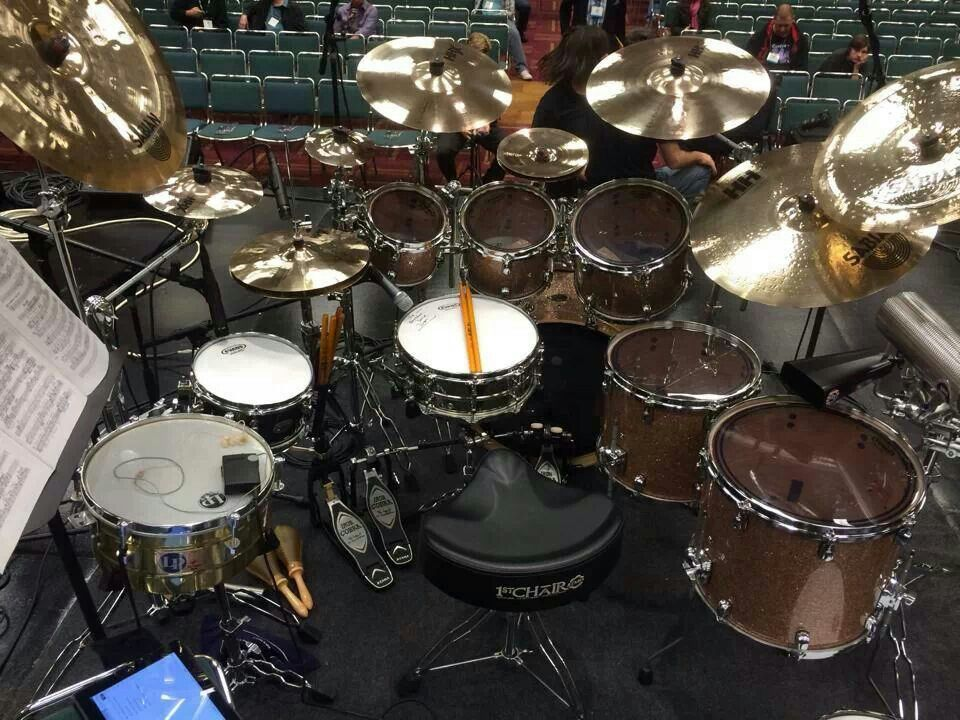 Pin by Anthony Hooker on cool drum kits | Pinterest