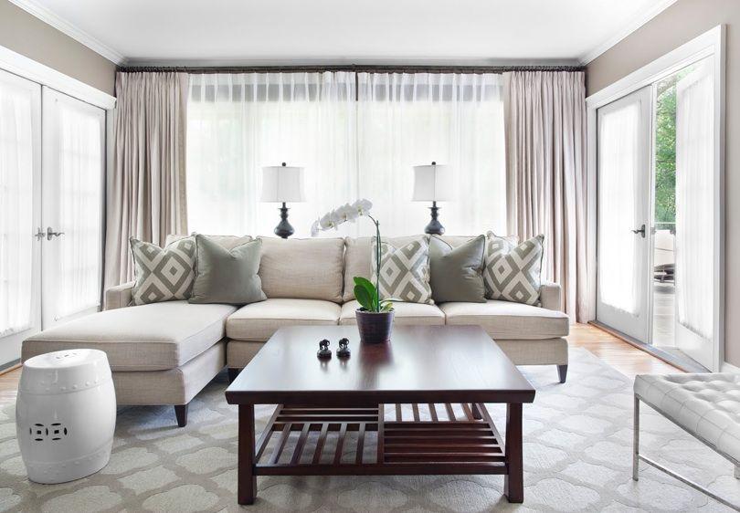 Greige Living Room Paint Colors Pinterest