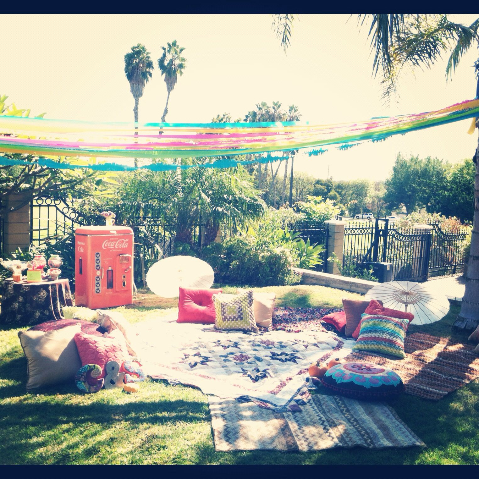 Coachella themed bridal shower CHIC TO CHIC WEDDINGS www ...
