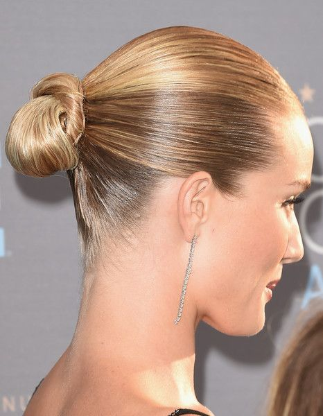 8 Celeb-Approved Ways to Upgrade a Bun