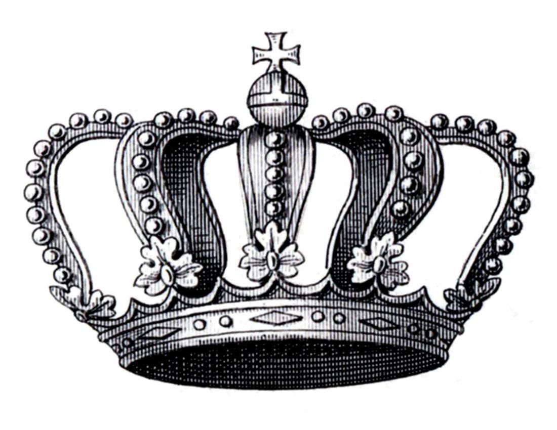 crown printable