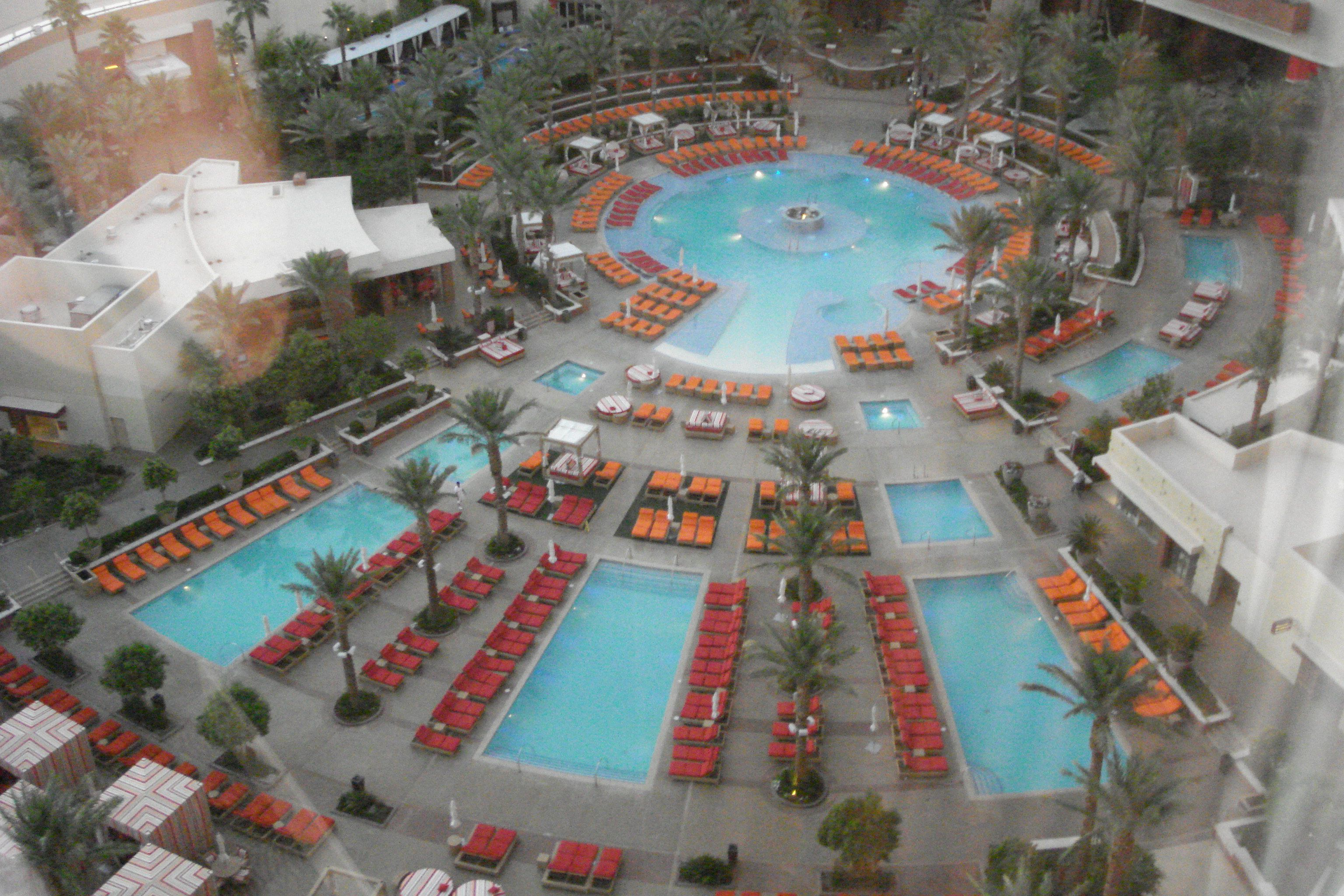 Red rock casino pool pictures