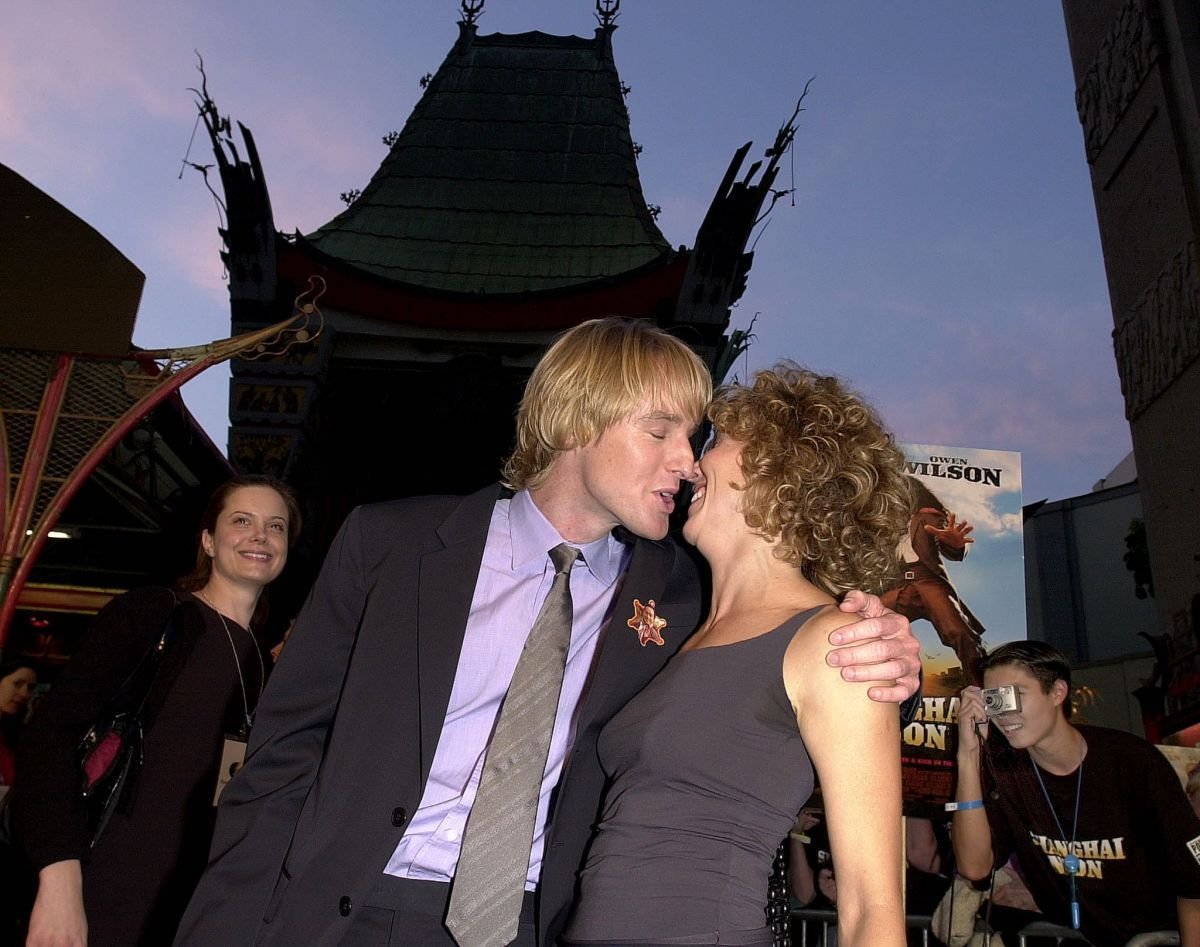 ShareOwen Wilson And Sheryl Crow