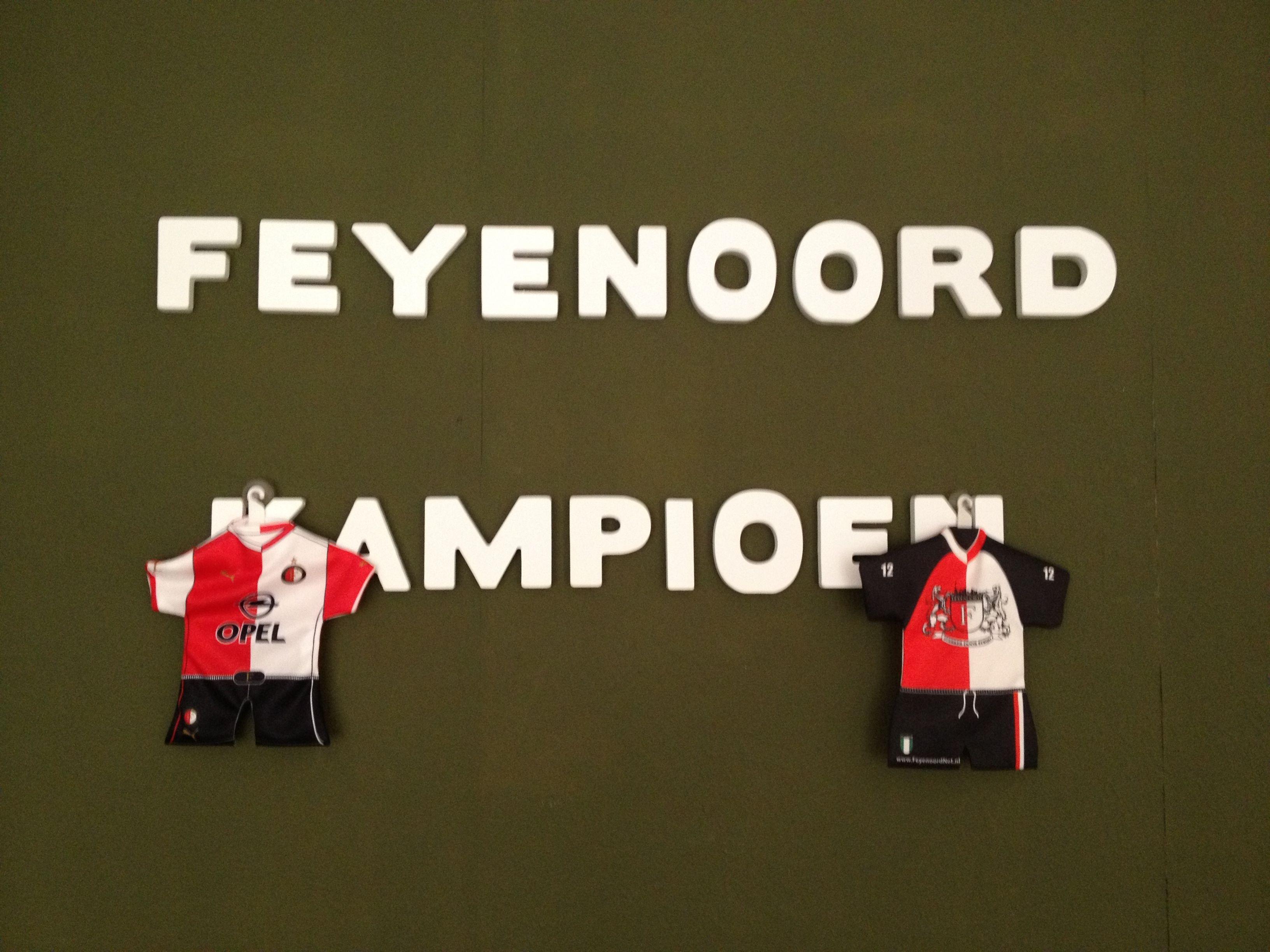 feyenoord slaapkamer : Feyenoord kampioen Slaapkamer Tim Pinterest