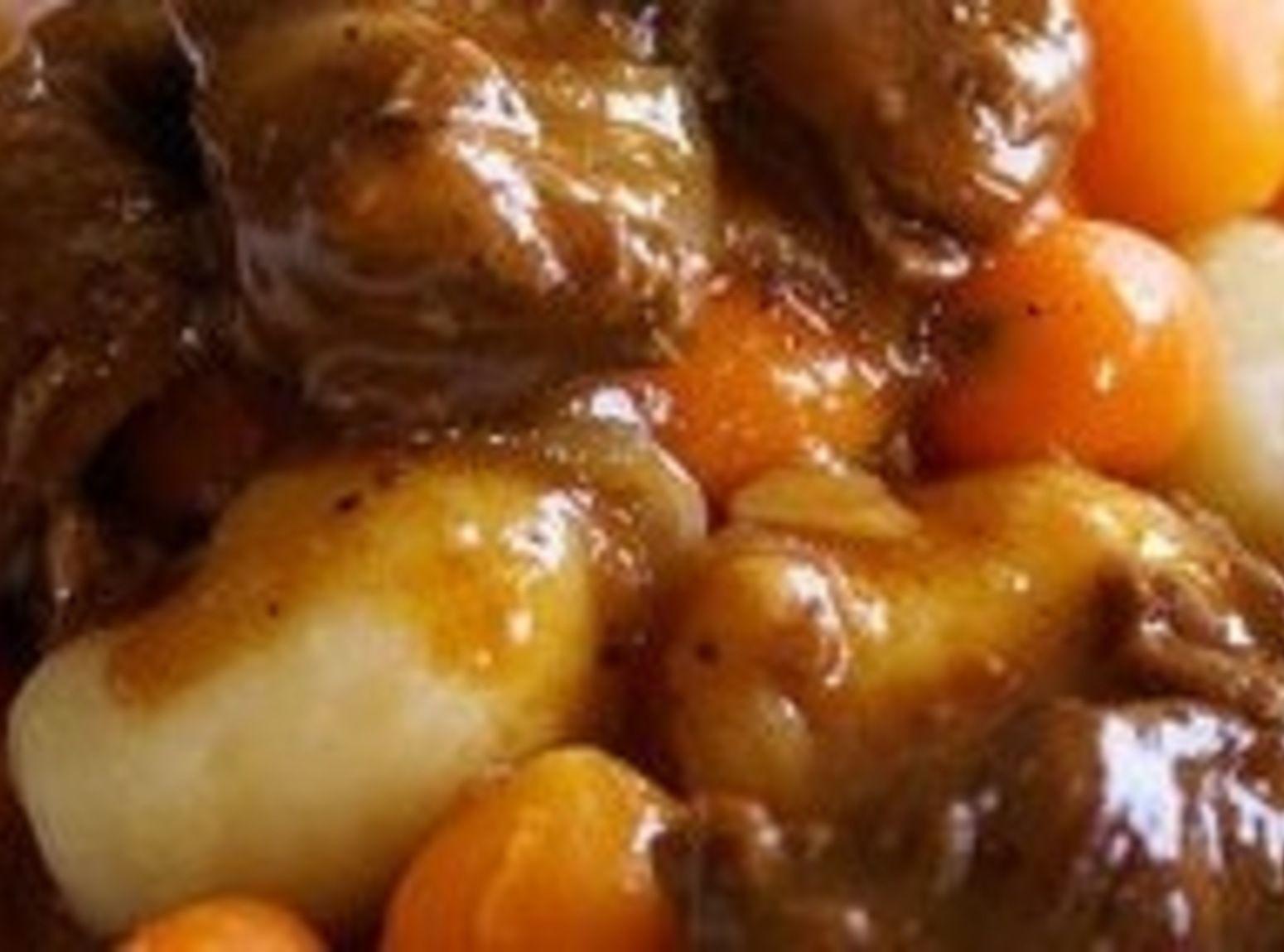 Simple Beef Stew | recipes | Pinterest