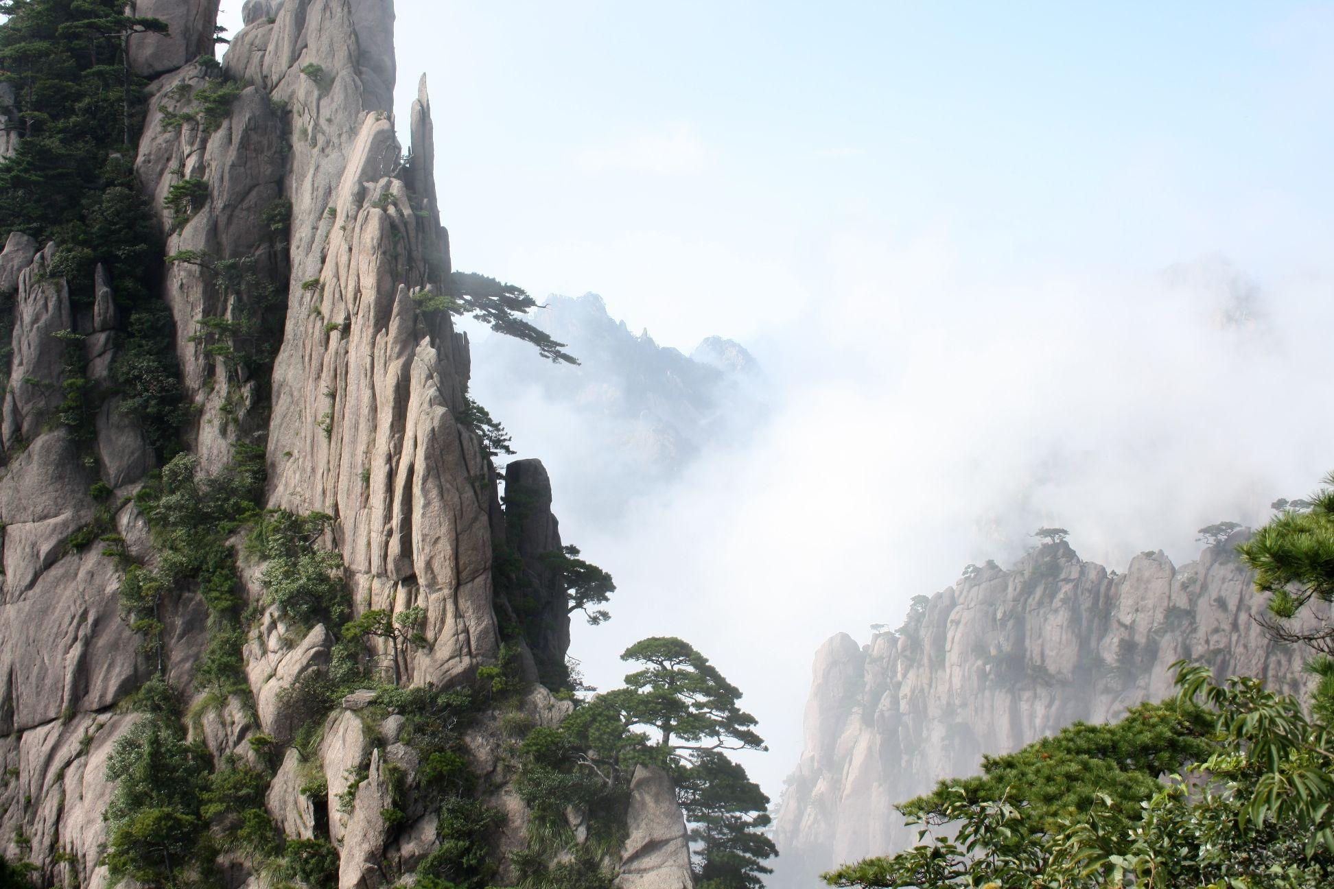 HuangShan Mountains 20   HuangShan Mountains   Pinterest