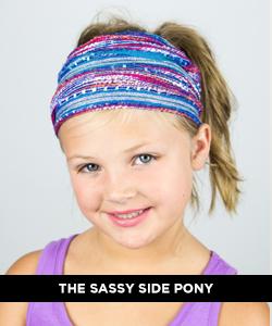 The Sassy Side Pony Tutorial