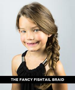 The Fancy Fishtail Braid Tutorial