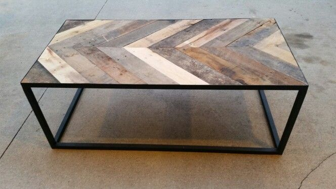 Share Do it yourself coffee table