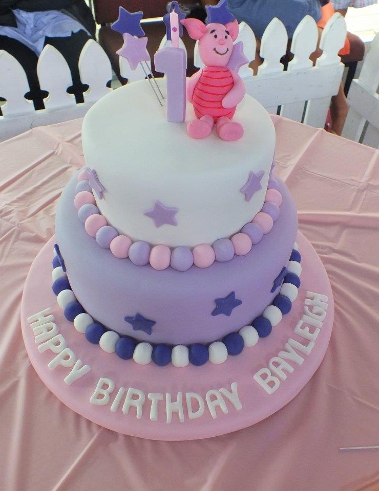 B Day Cake Decoration : 1st B.day Cake cake ideas Pinterest