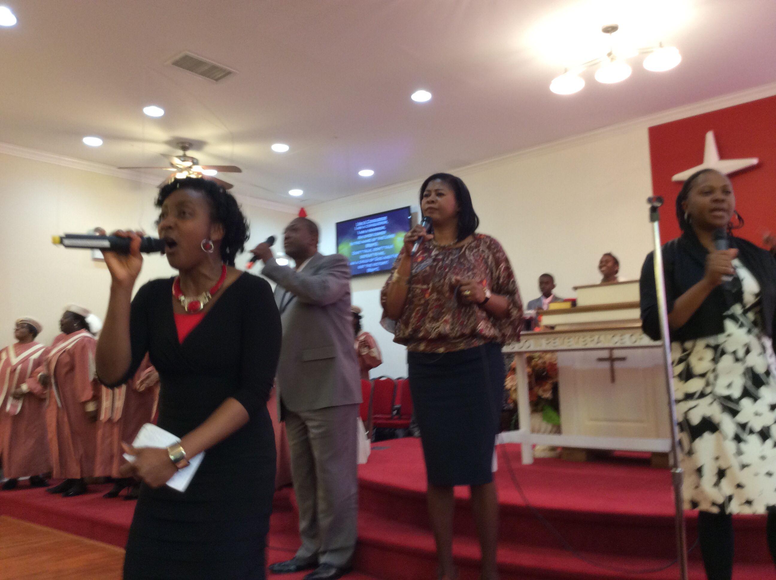 ... ve got the victory | Pastors appreciation Sunday Service 2014 | Pin