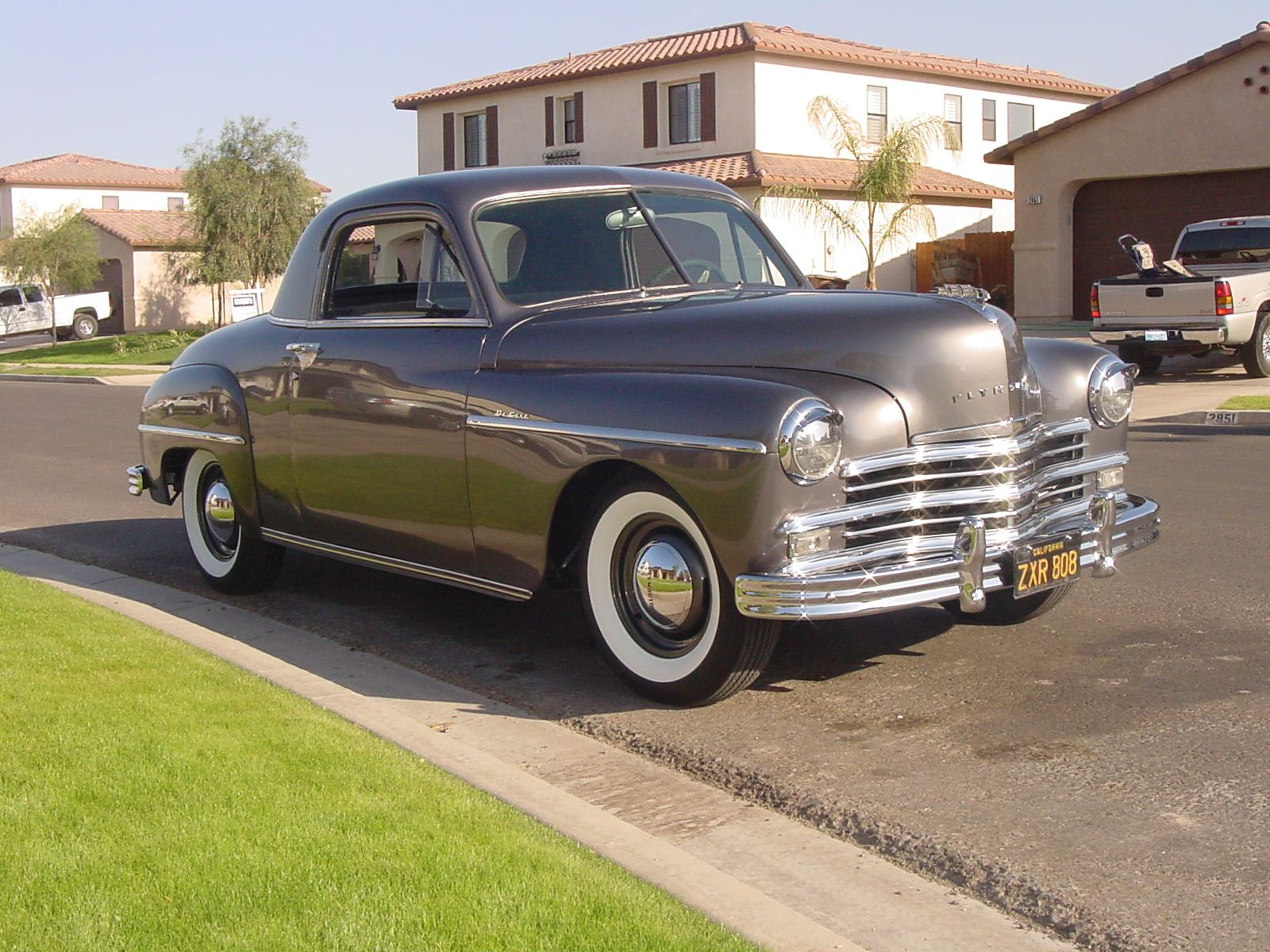 1949 Plymouth Business Coupe P 17 Cars Pinterest