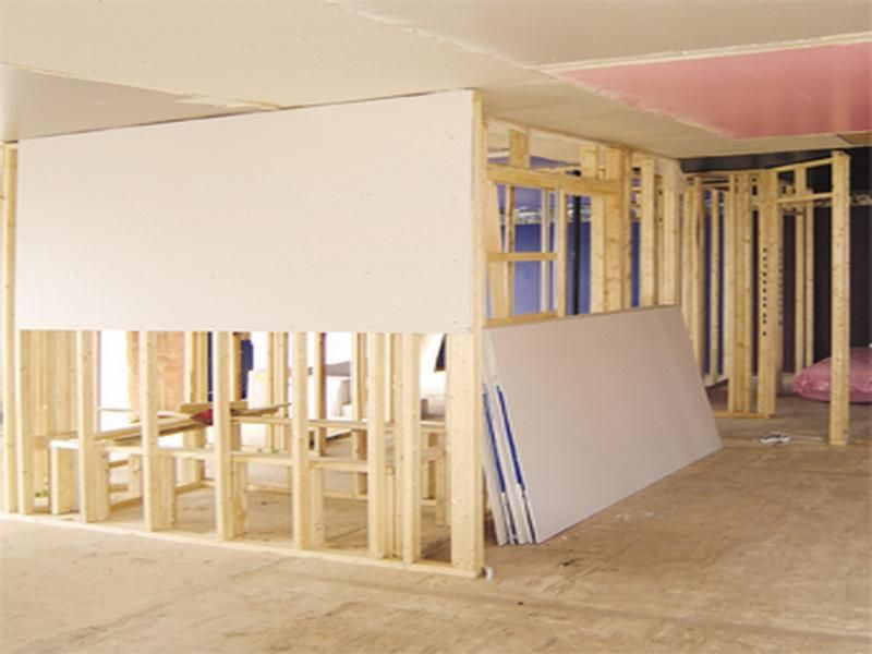 how to install sheetrock panels my future basement haven pinter