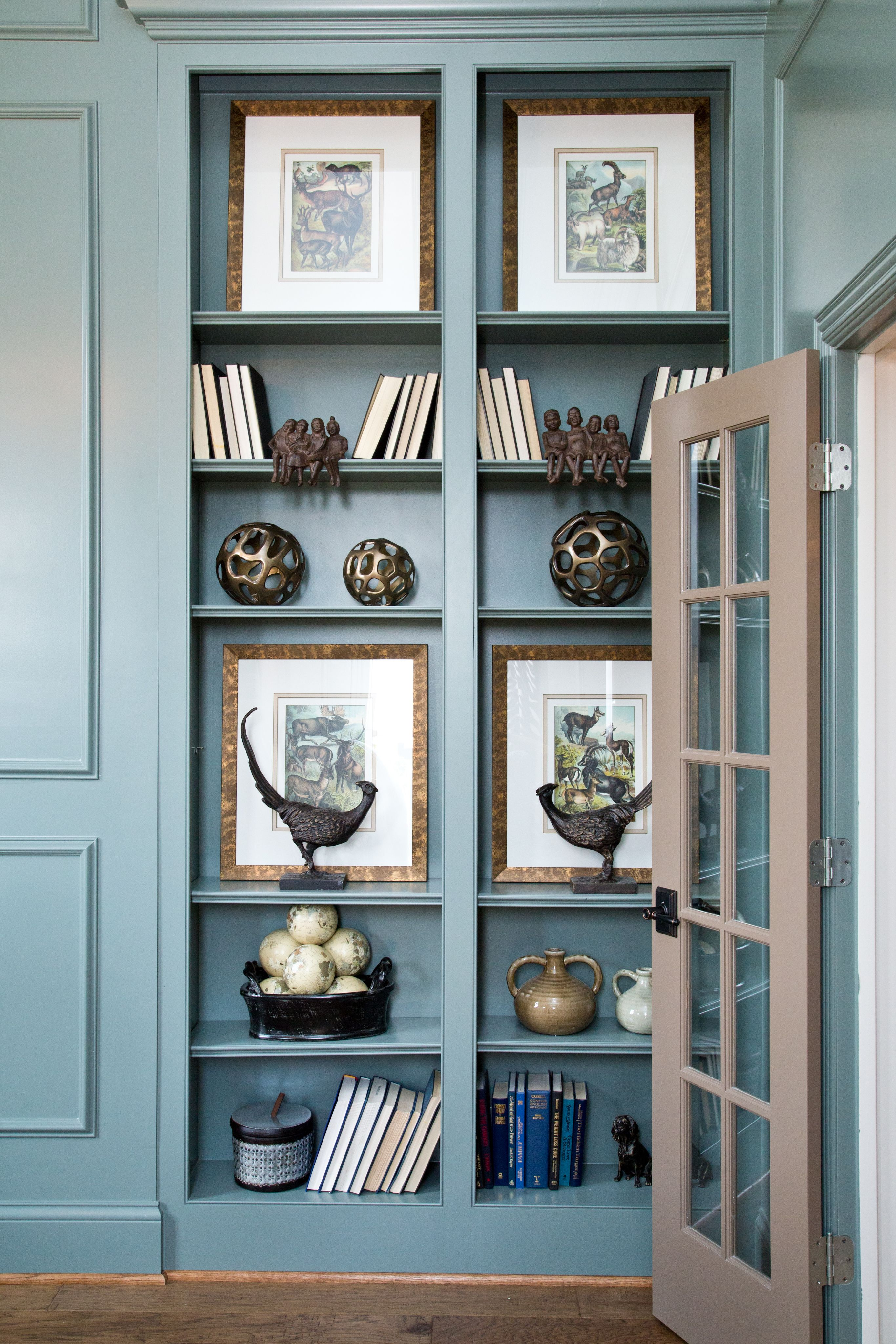 pinterest painted bookshelves likewise - photo #13