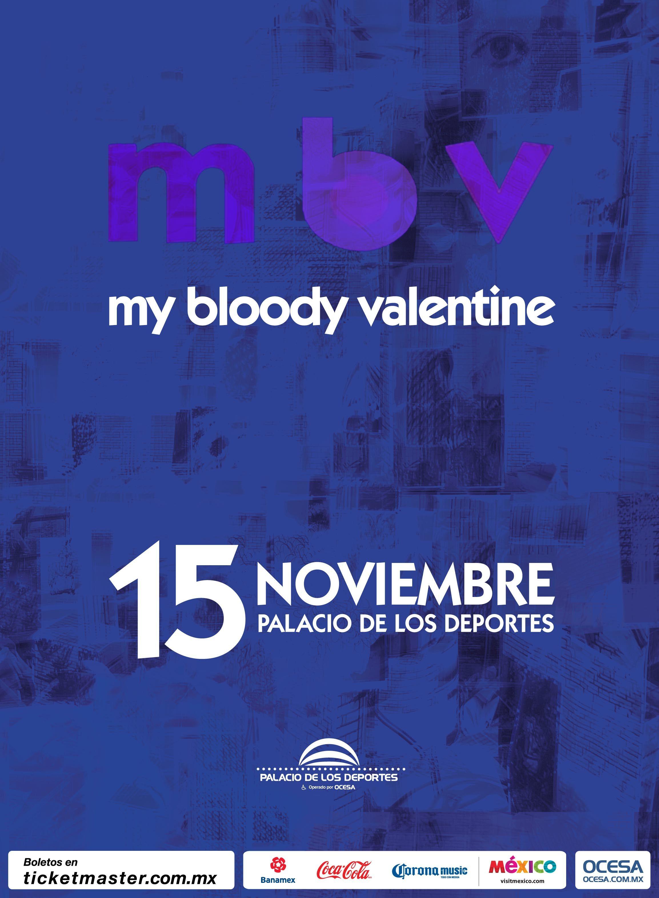 my bloody valentine live italia
