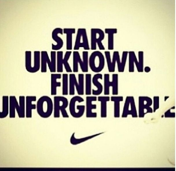 inspirational sports quotes nike quotesgram