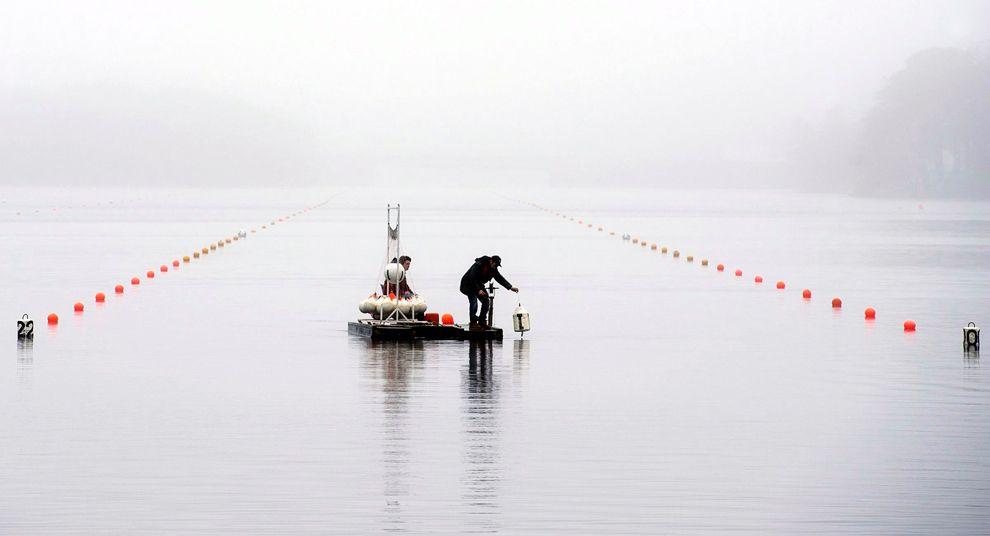 lake houston memorial day