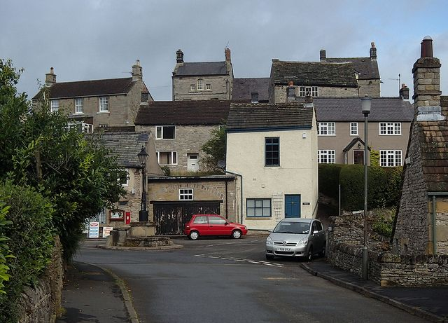 Calver Village