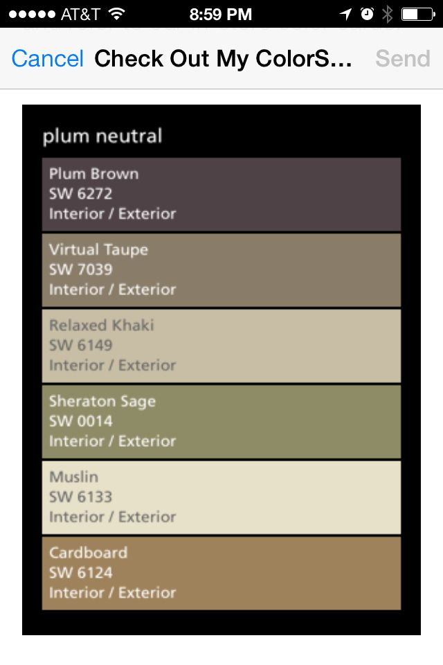 Sherwin Williams Exterior Paint Colors Chart Sherwin Williams Taupe Tone Exterior Joy Studio