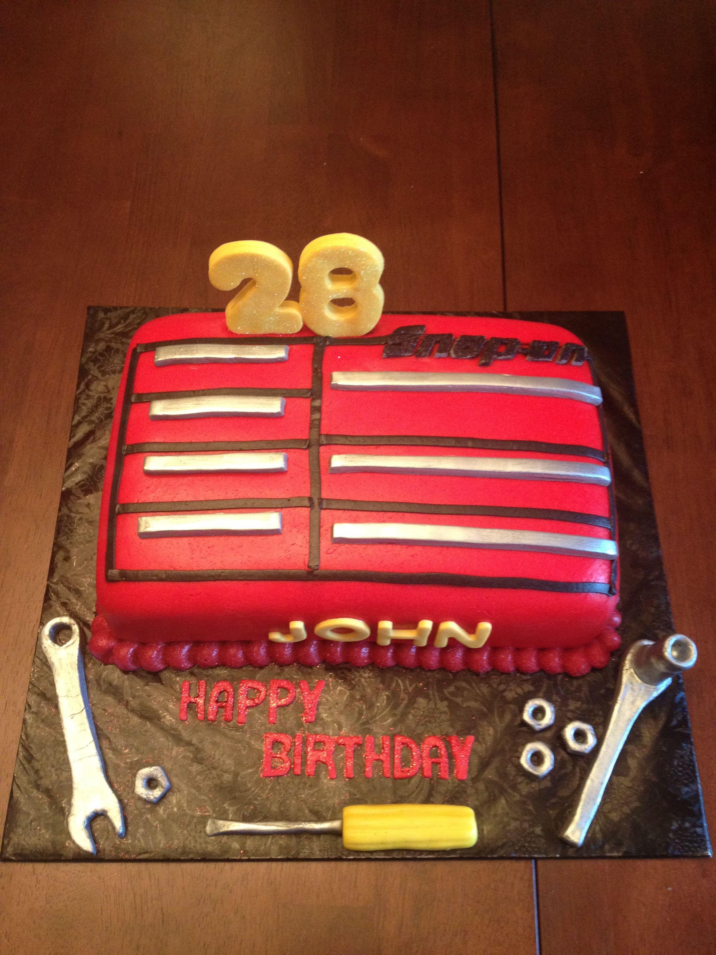 birthday cake snaps