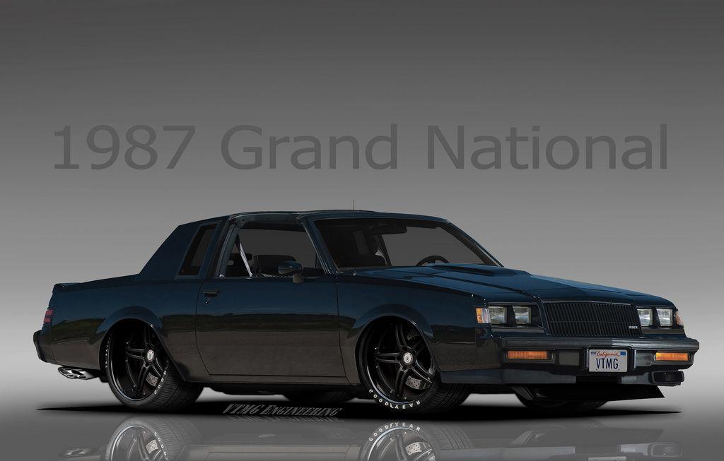 2017 Buick Grand National Gnxml