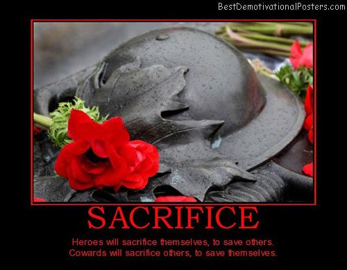 military ultimate sacrifice quotes - 500×390