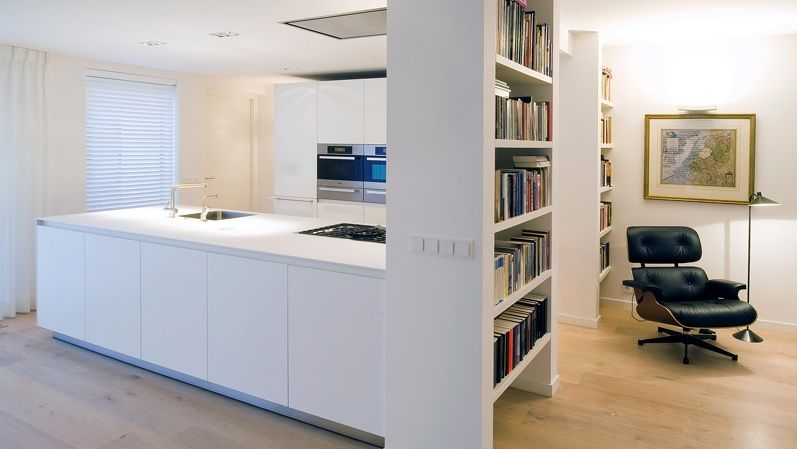 Warme vloer, mooie keuken (Bulthaup)  Ideeën voor het huis  Pintere ...