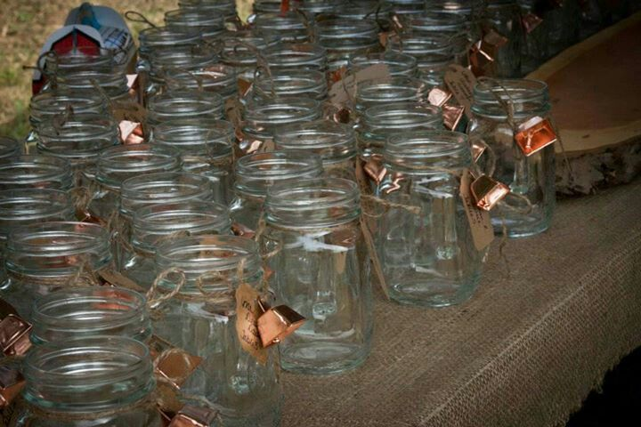 Rustic wedding favors country stuff pinterest