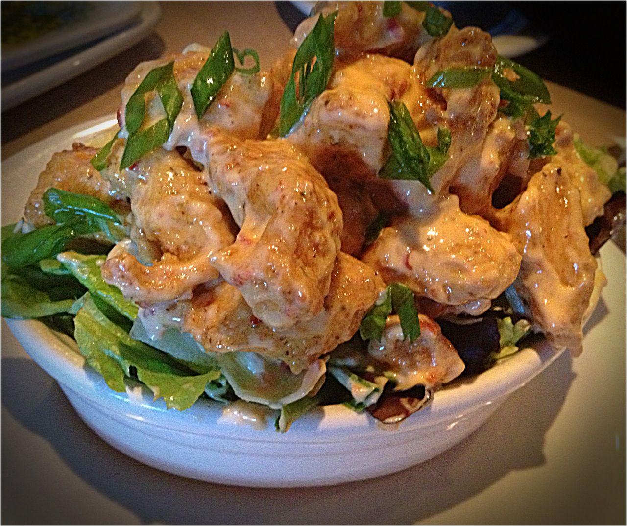 Bang bang chicken at Bonefish grill | ASIAN | Pinterest