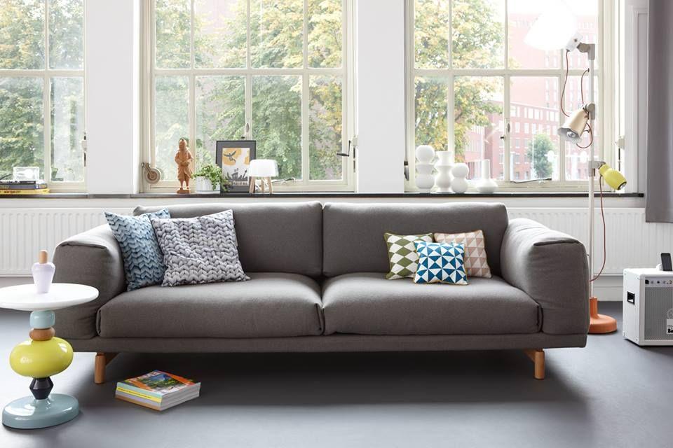 muuto rest sofa home live pinterest. Black Bedroom Furniture Sets. Home Design Ideas