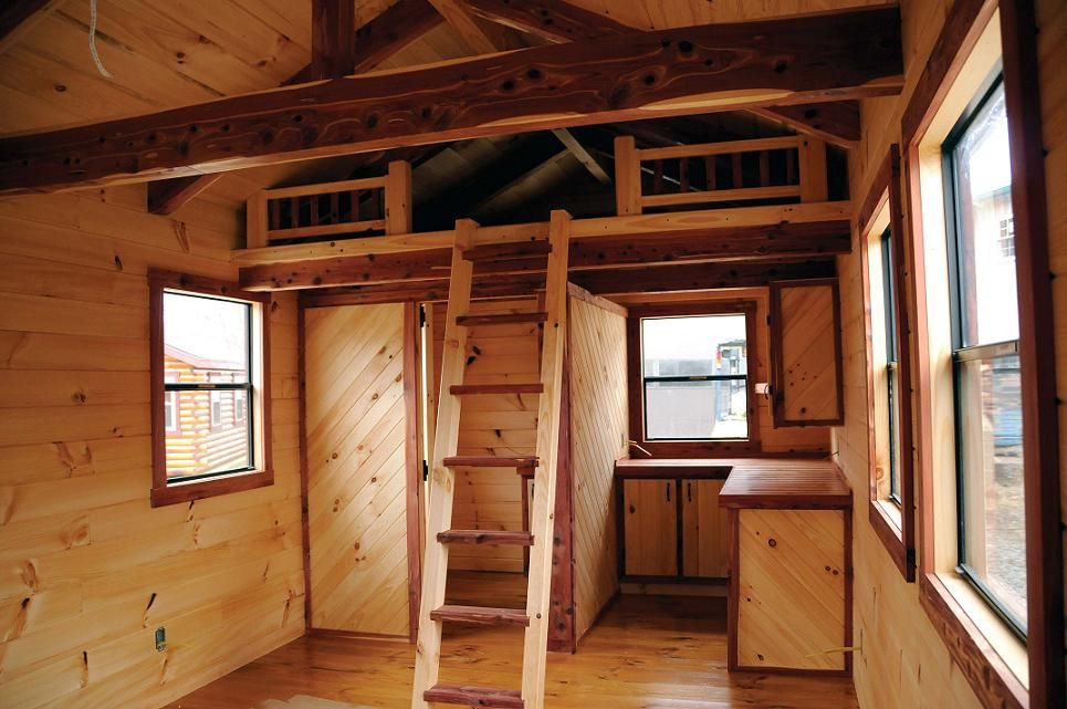 Smaller Unit LOG CABINS Pinterest