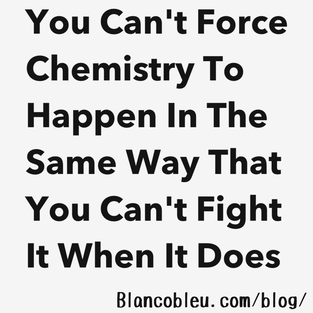 quotes on chemistry in a relationship