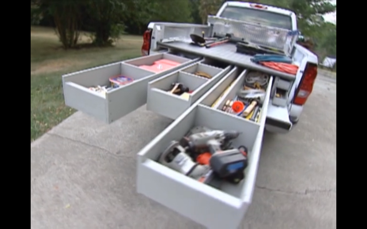 404 not found - Homemade truck bed drawers ...