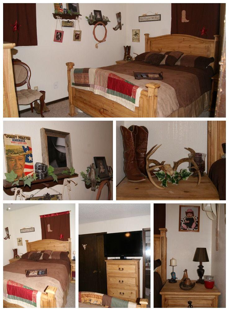 Cowboy Bedroom Kobe Pinterest
